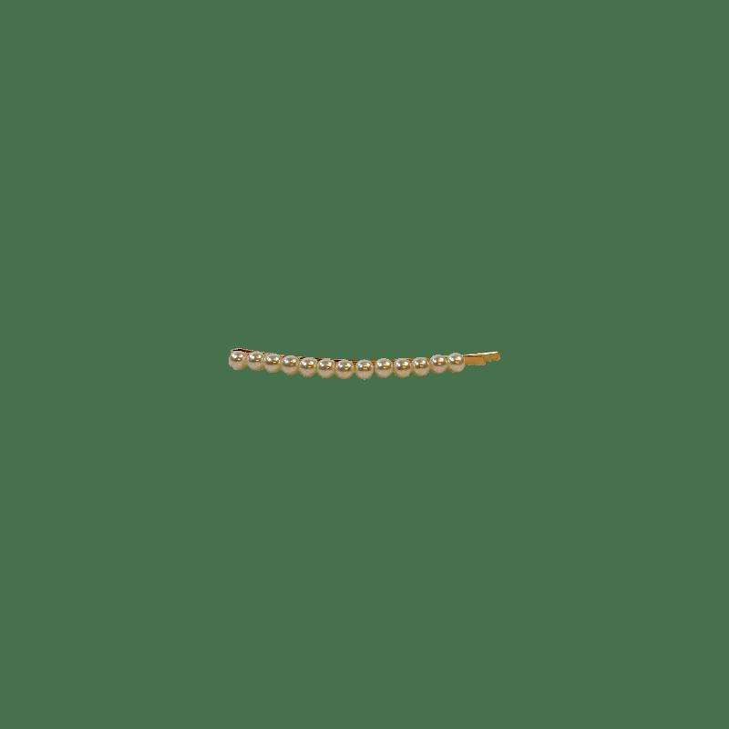 Black Colour Pearl Hairpin
