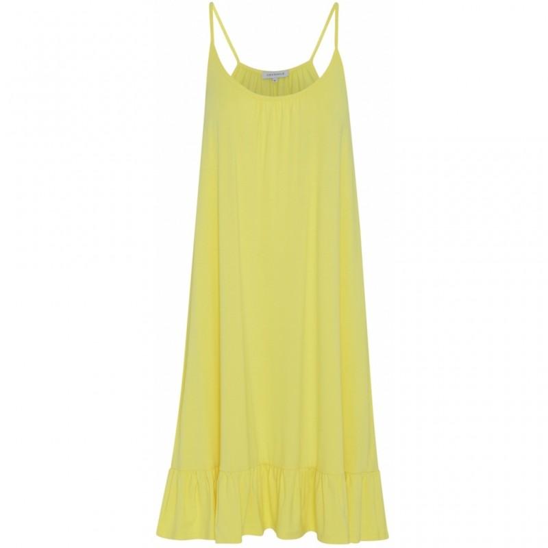 Continue Cph Mia Dress Yellow