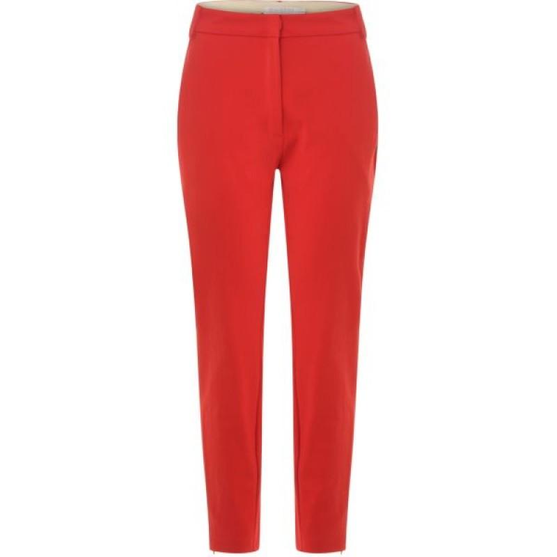 Coster Copenhagen 7/8 Pants Haute Red