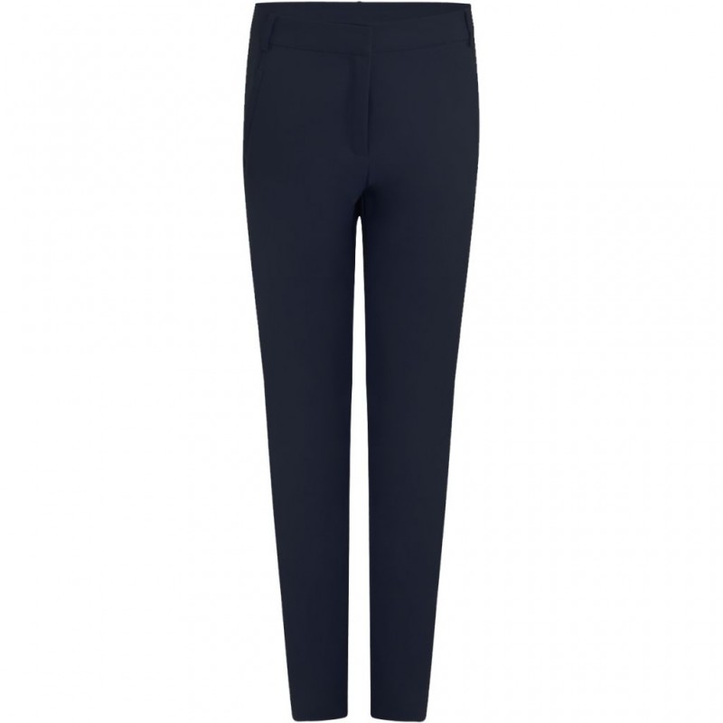 Coster Copenhagen Classic Long Pants Night Sky Blue