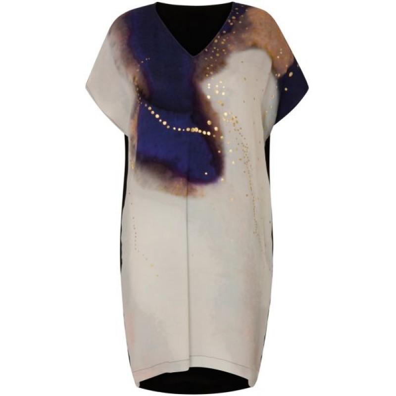 Coster Copenhagen Dress W. Night Sky Print