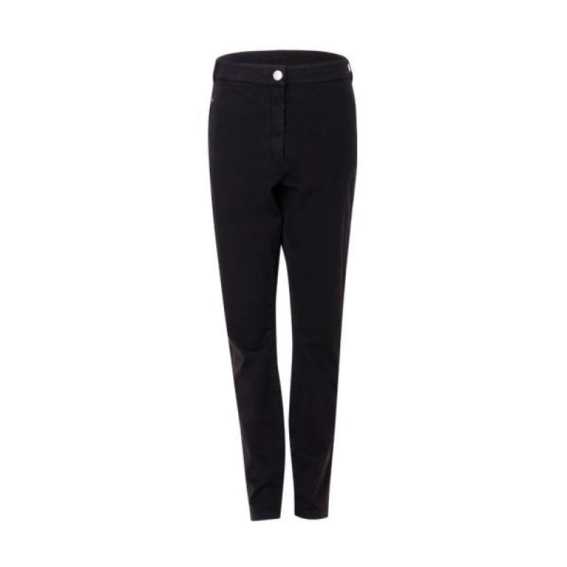Coster Copenhagen Garment Dyed Pants Black