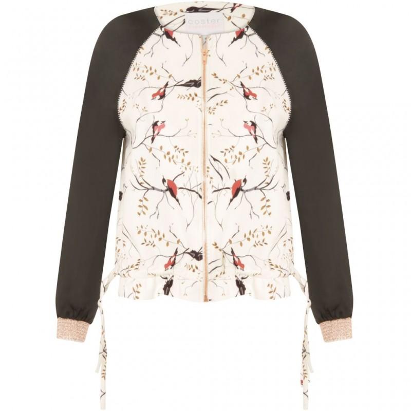 Coster Copenhagen Jacket W. Bird Print