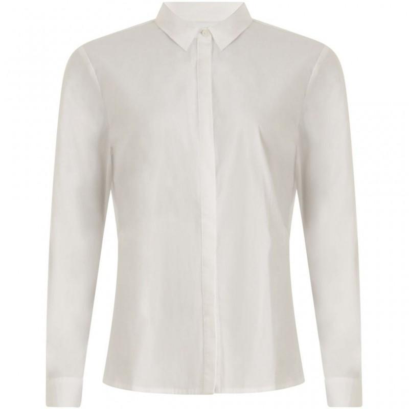 Coster Copenhagen Regular Shirt White