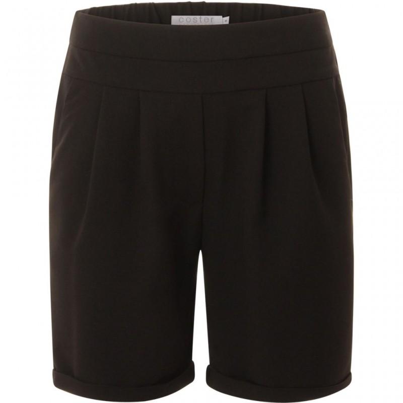 Coster Copenhagen Shorts W. Jersey Back Black