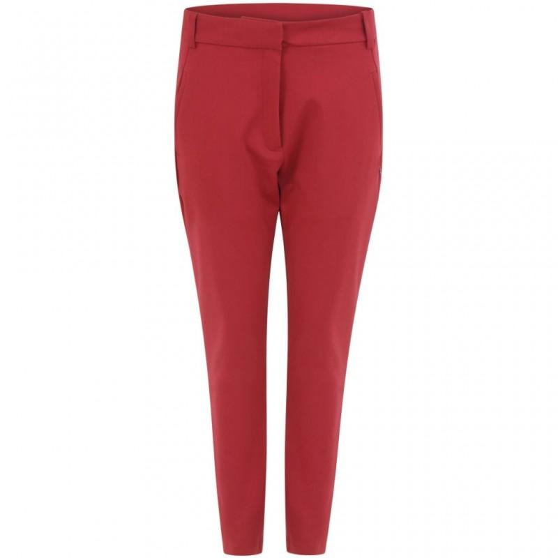 Coster Copenhagen 7/8 Pants Wine Red