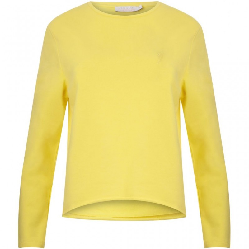 Coster Copenhagen Sweatshirt W. Coster Wing Embroidery Pineapple