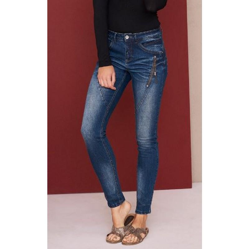Cream Bibiana Denim Jeans Rich Blue Denim