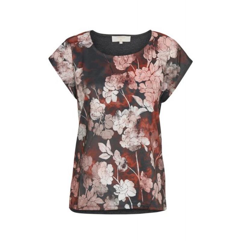 Cream Nora T-Shirt Burberry