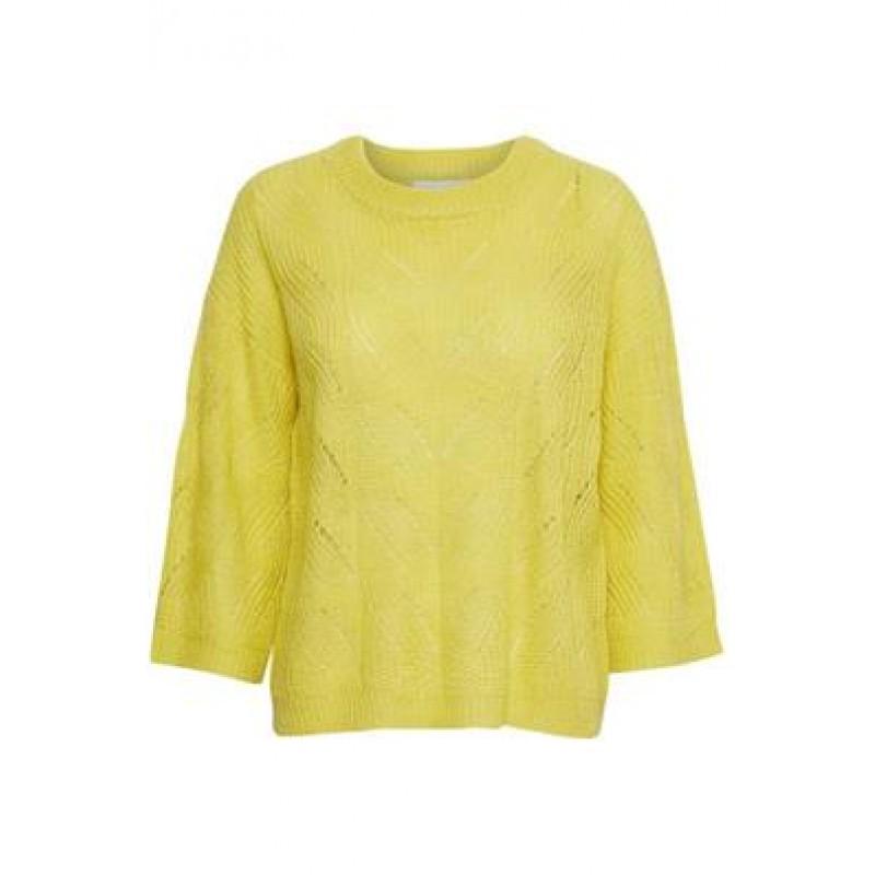 Denim Hunter Angie Knit Pullover Limelight