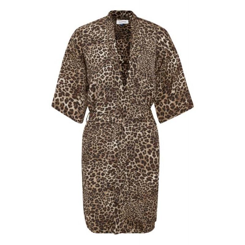 Denim Hunter DHAlisha Kimono Light Wowen Leopard