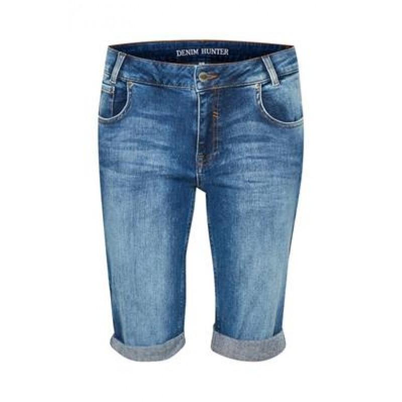 Denim Hunter DHOfelia Nlca Shorts Custom Medium Blue Wash