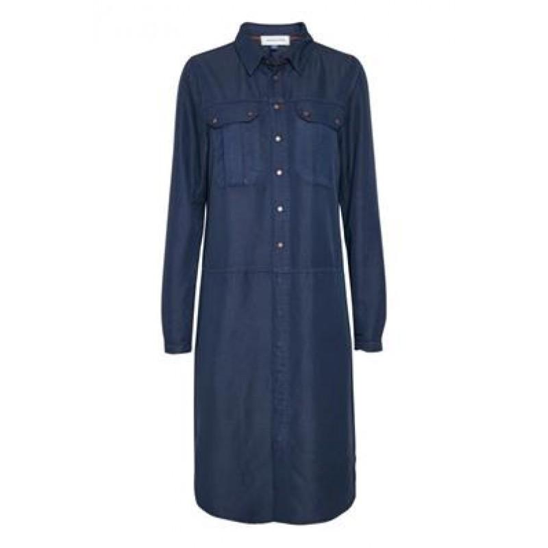 Denim Hunter Emma Dress Admiral Blue