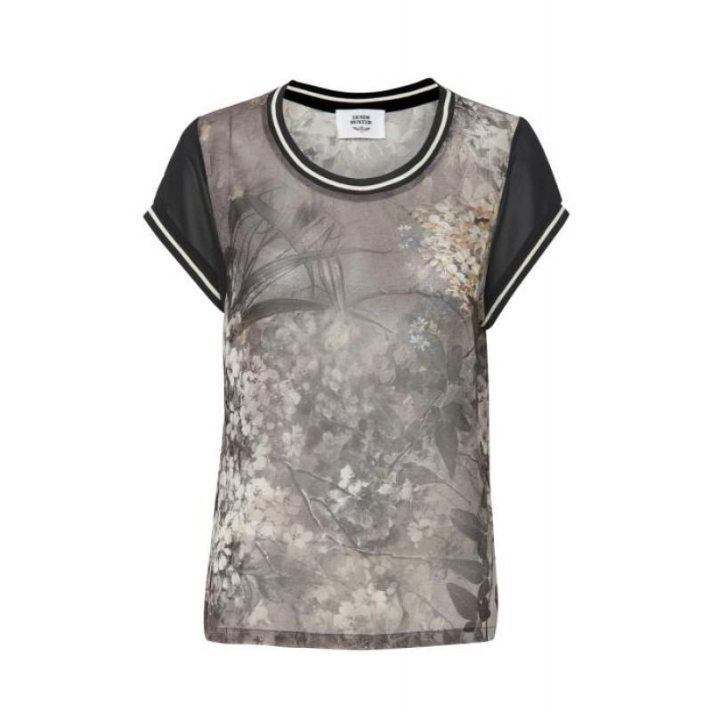 Denim Hunter Mao T-shirt Castlerock
