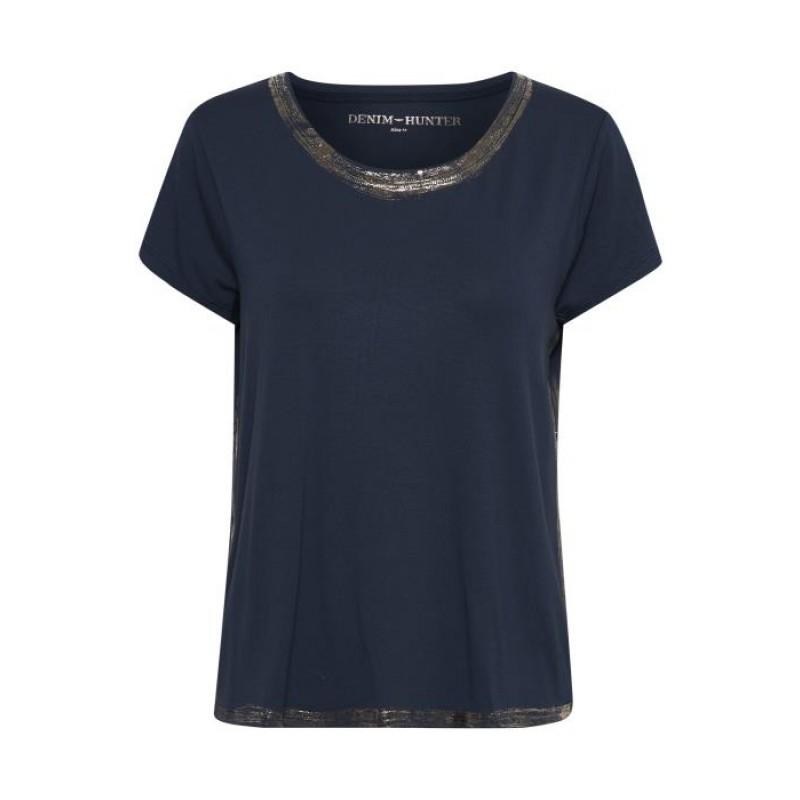 Denim Hunter May T-shirt Dress Blue