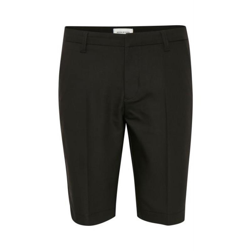 Denim Hunter Paula Long Shorts Black