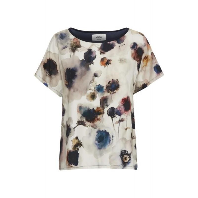 Denim Hunter Tara T-shirt Sand Rock