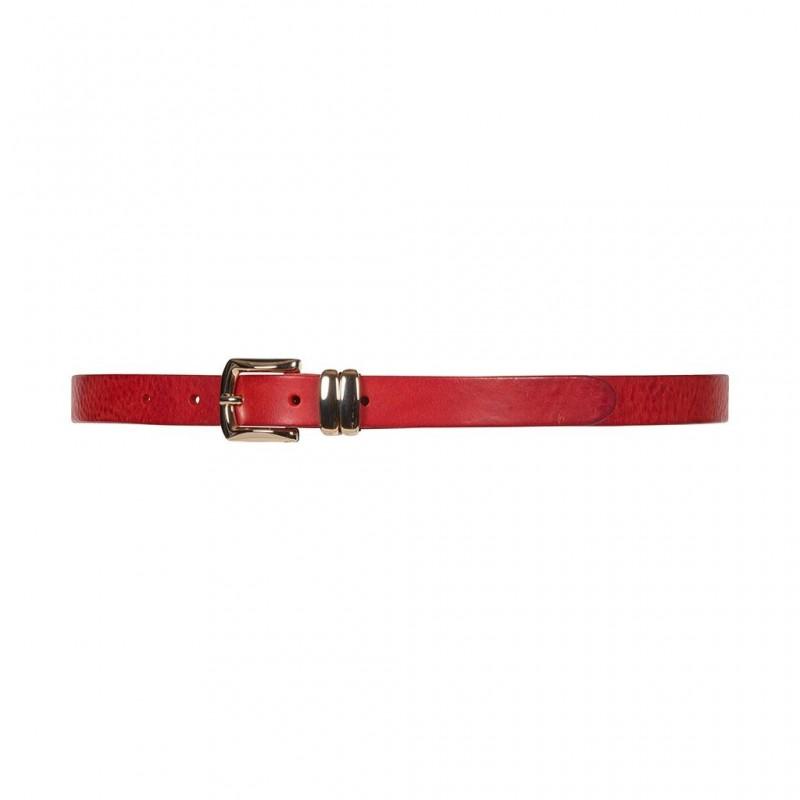 Depeche Belts Missouri Red