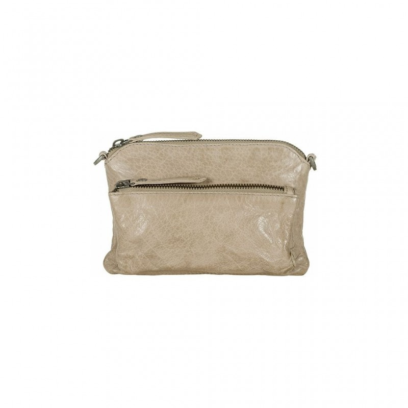 Depeche Casual Chic Small Bag / Clutch Sand