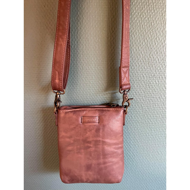 Depeche Mobile Bag Chestnut