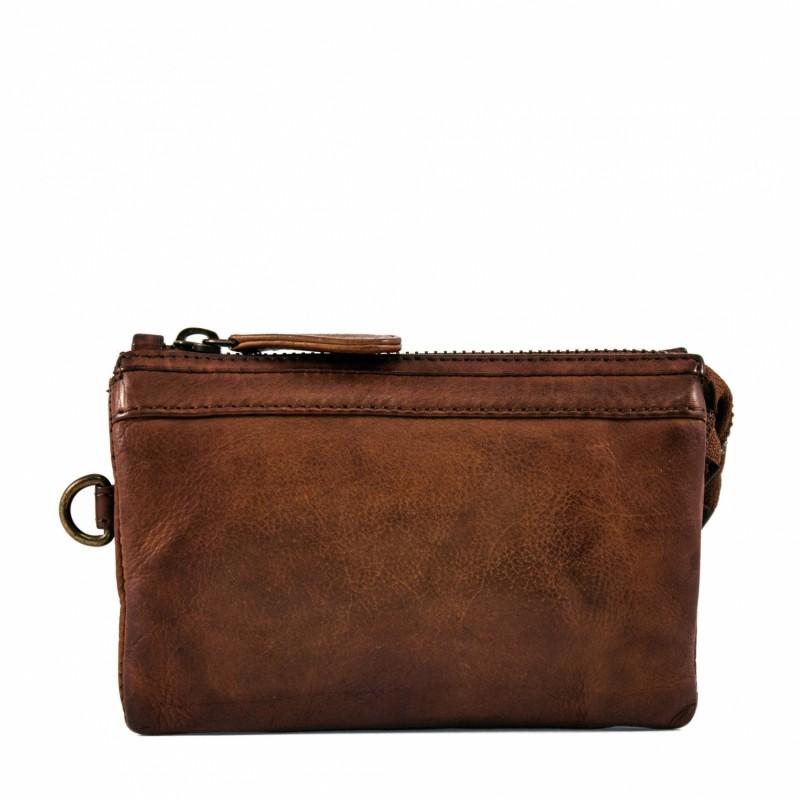 RE:DESIGNED By Dixie Alto Bag Small Cognac
