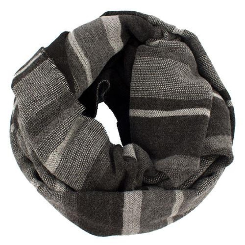 RE:DESIGNED By Dixie Aquila Scarf Black