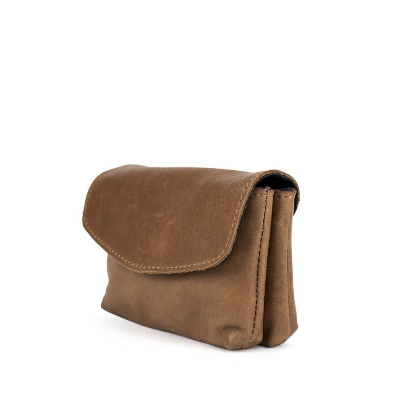 RE:DESIGNED By Dixie Aria Wallet Walnut