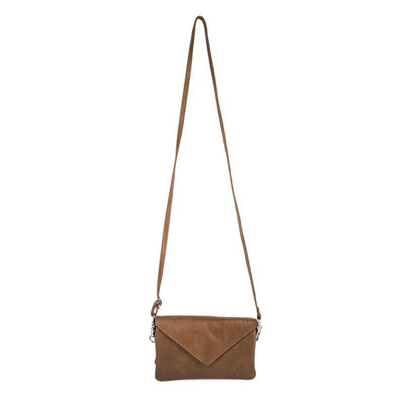 RE:DESIGNED By Dixie Claire Bag Small Walnut