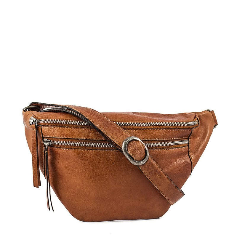 RE:DESIGNED By Dixie Faust Bag Small Walnut