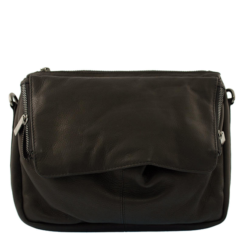 RE:DESIGNED By Dixie Nova Bag Large Soft Black