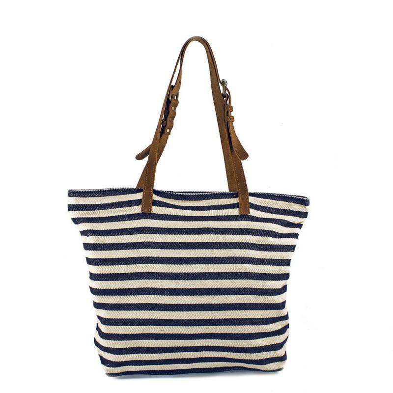 RE:DESIGNED By Dixie Sense Bag Navy/White