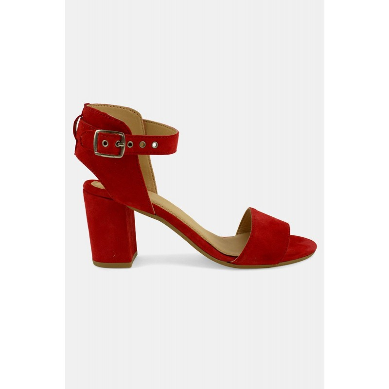 RE:DESIGNED By Dixie Sera Shoes Red