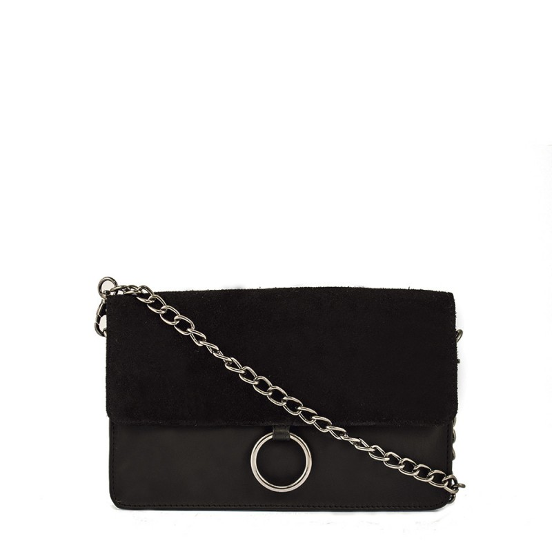 RE:DESIGNED By Dixie Tanis Bag Soft Black