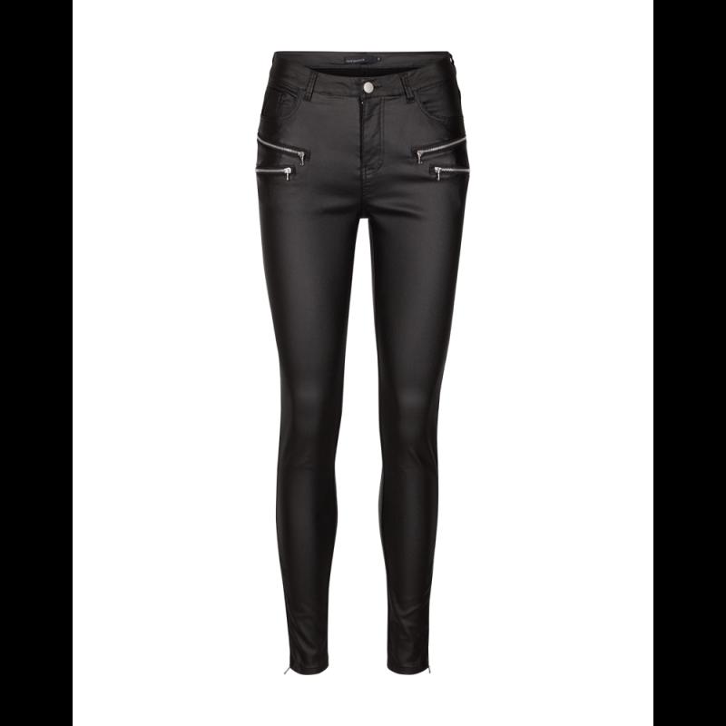 Freequent Aida Pants 7/8 Cooper Black