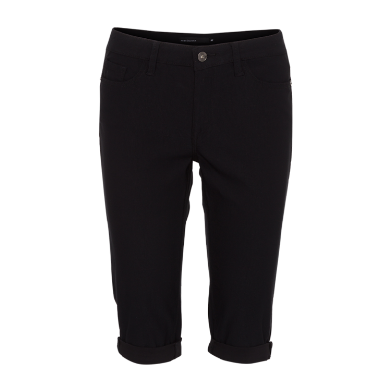 Freequent Amie Shorts Power Black