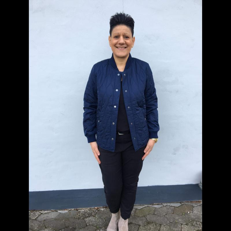 Freequent Christiane Short Jacket Navy