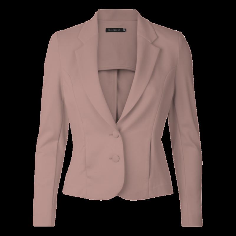 Freequent Nanni Jacket Shadow Gray