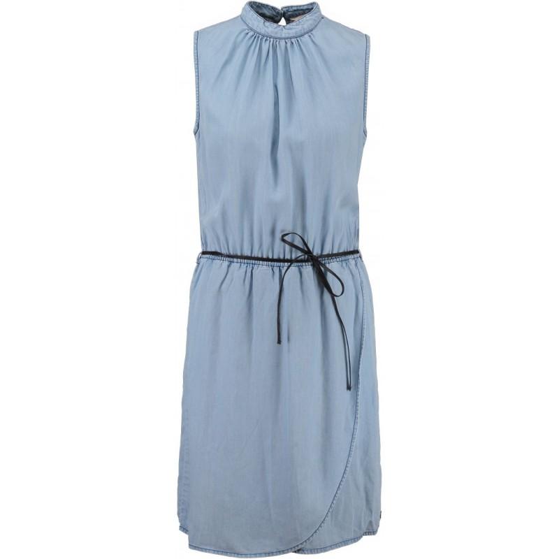 Garcia Ladies Dress Light Blue
