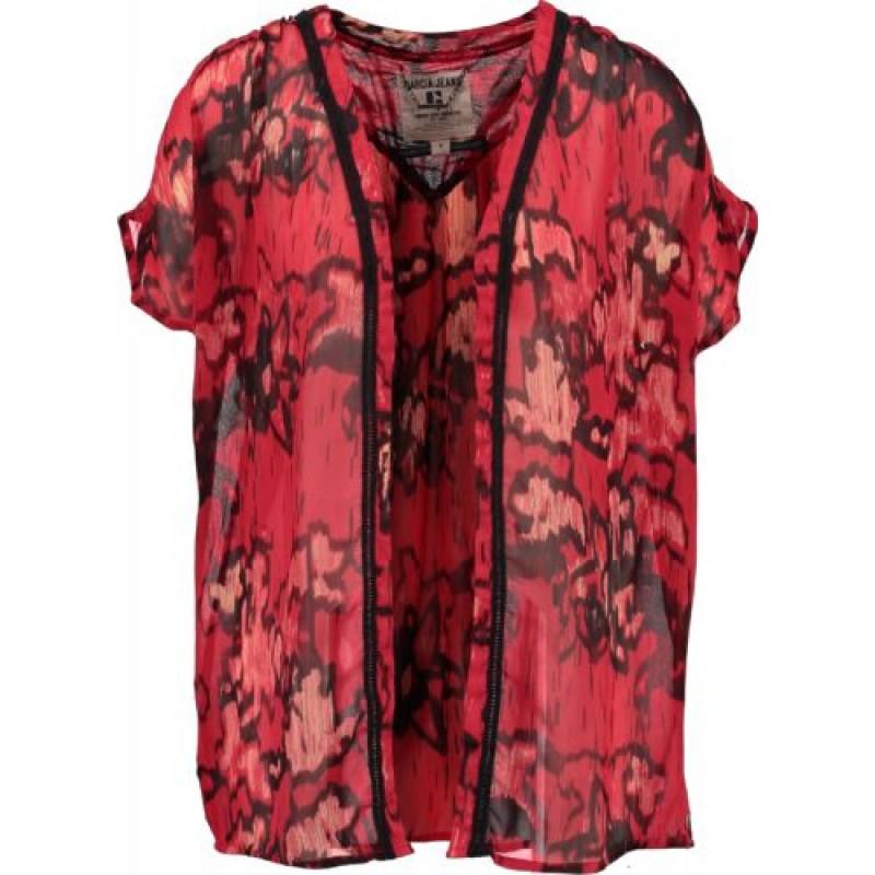 Garcia Ladies Jacket Diana Red