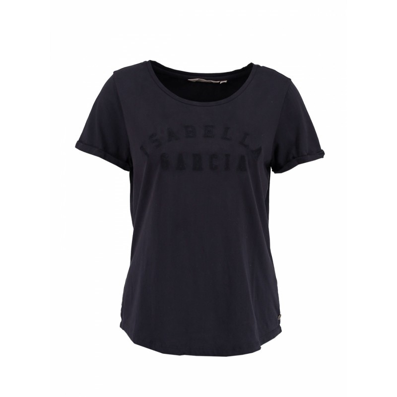 Ladies T-shirt SS Dark Navy
