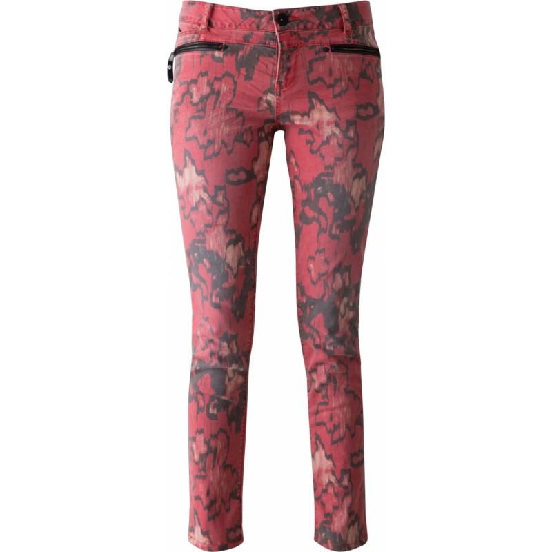 Garcia Riva Ladies Pants Diana Red L28