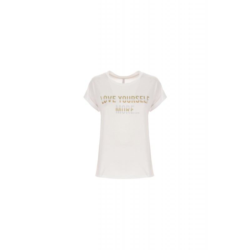 Imperial T-shirt Bianco