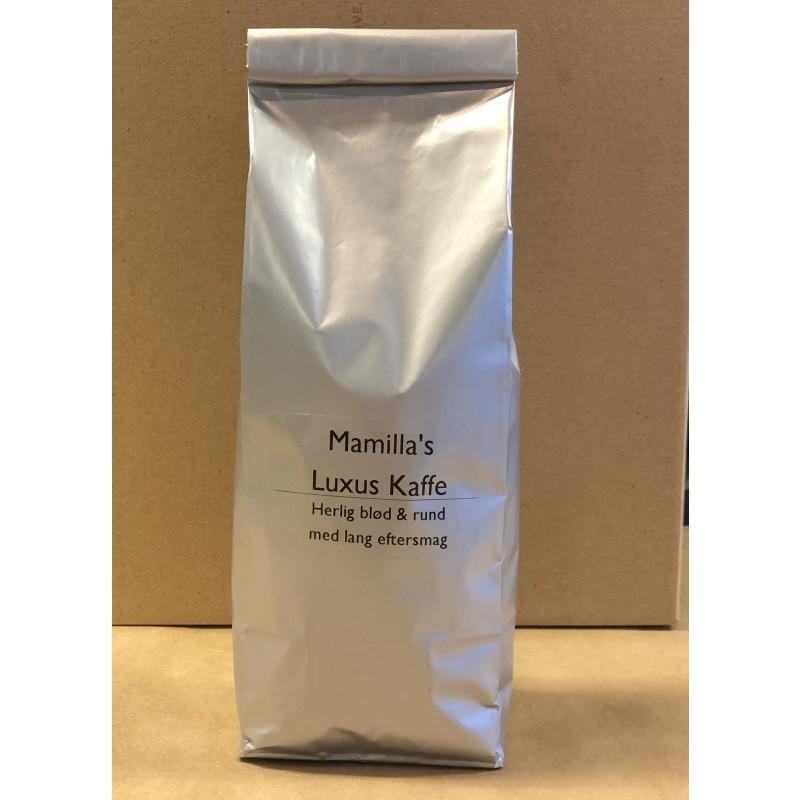 Mamilla´s Luxus Kaffe Lille 250 Gram