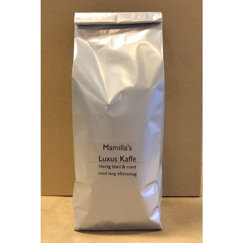 Mamilla´s Luxus Kaffe Stor 500 Gram