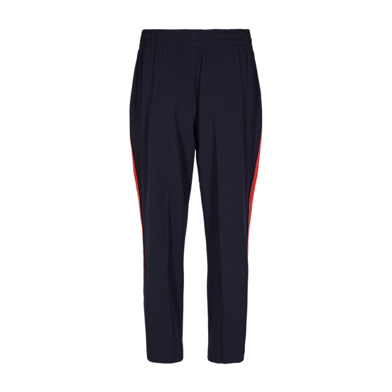Freequent Lizy Pants Flared Salut W. Red