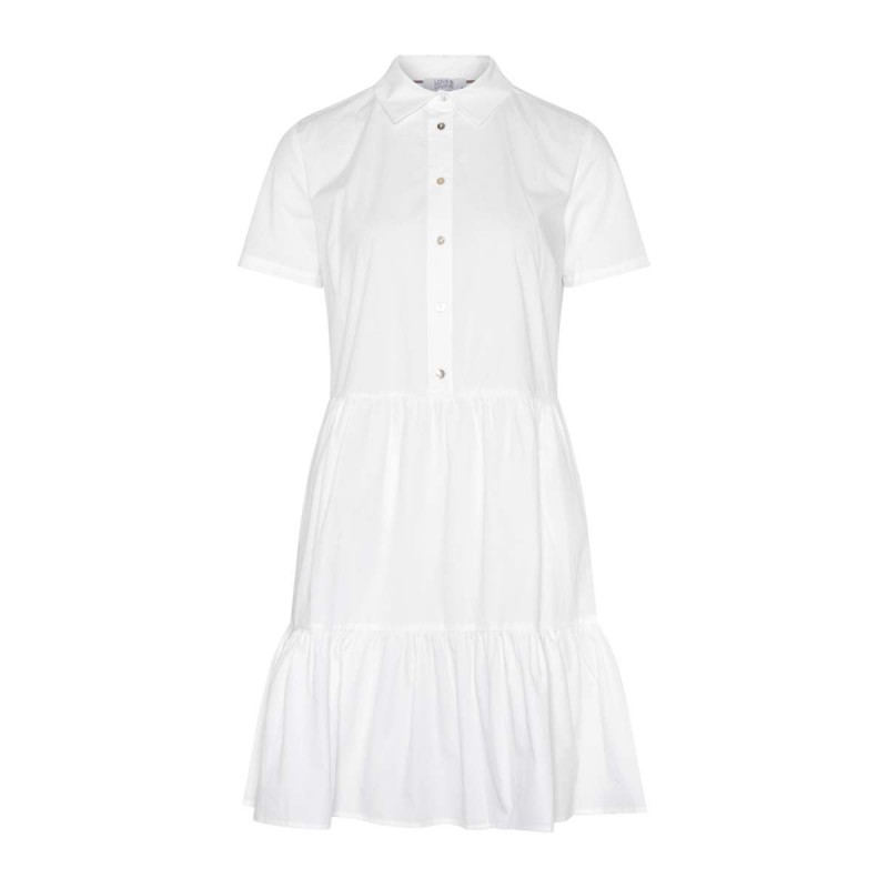 Love & Divine Dress White