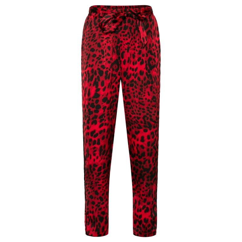 Love & Divine Pants Leo Red