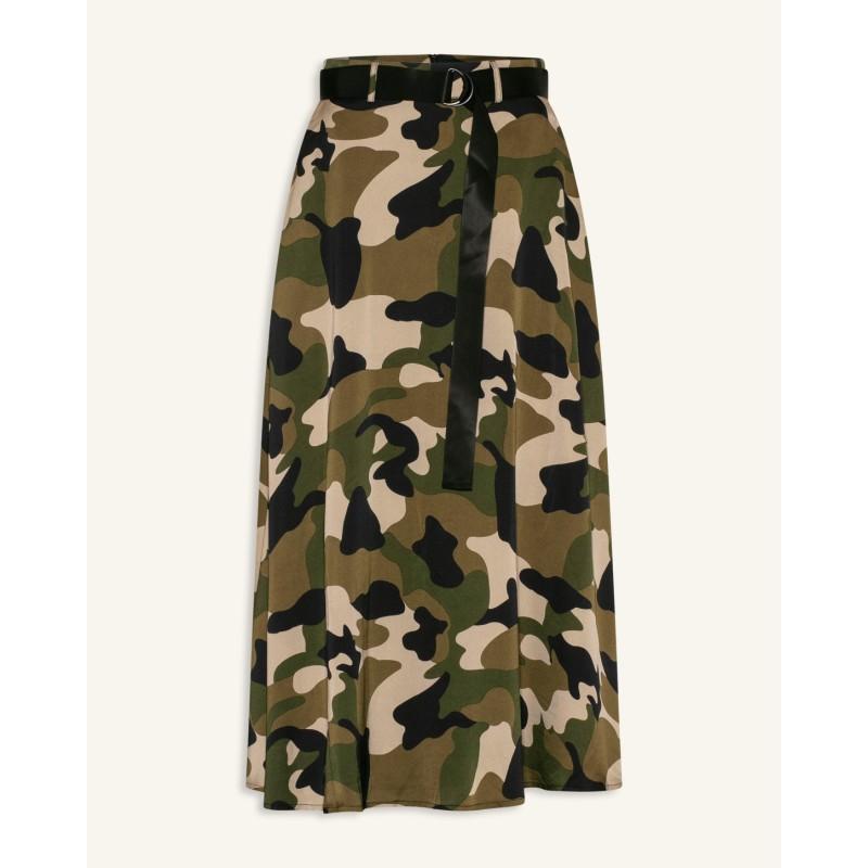 Love & Divine Skirt Camo