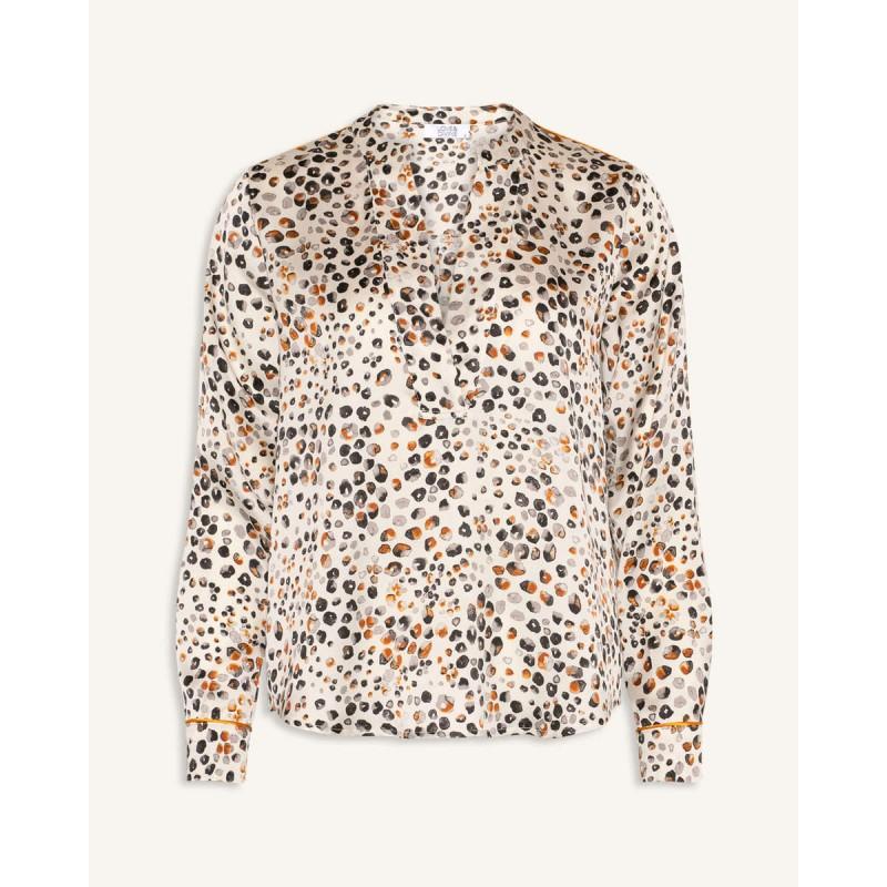 Love & Divine Shirt Cream Stone