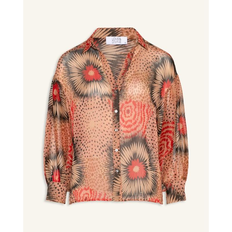 Love & Divine Shirt Multi